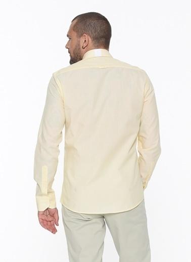Beymen Business Gömlek Sarı